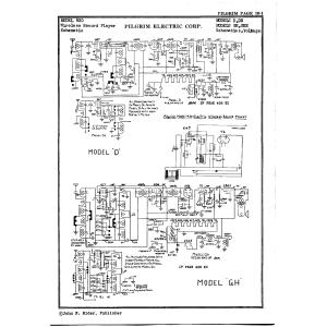 Pilgrim Electric Corp. D
