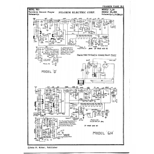 Pilgrim Electric Corp. DE