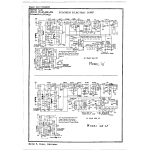 Pilgrim Electric Corp. GBE