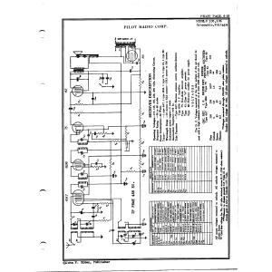 Pilot Radio Corp. 103