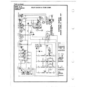 Pilot Radio Corp. 10 A. C.