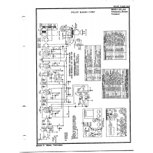 Pilot Radio Corp. 185