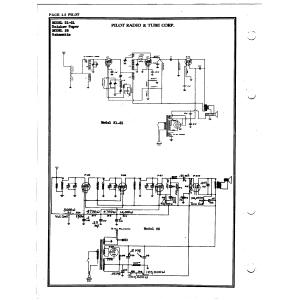Pilot Radio Corp. 31-81