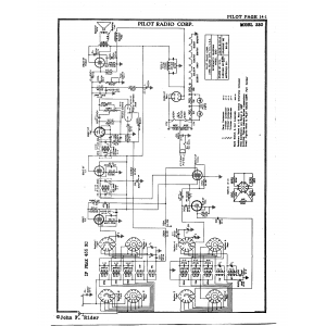 Pilot Radio Corp. 330