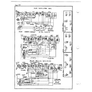 Pilot Radio Corp. K-121X