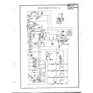 Pilot Radio Corp. L-8