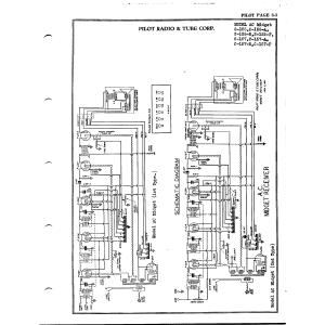 Pilot Radio Corp. S-155-B