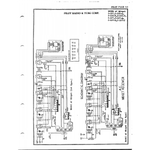 Pilot Radio Corp. S-155-F