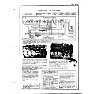 Pilot Radio Corp. S-157A
