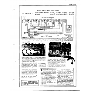 Pilot Radio Corp. S-157B