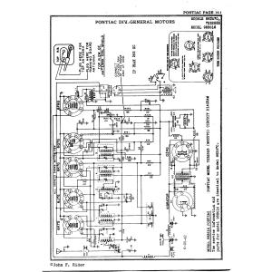 Pontiac Div. - General Motors 983626