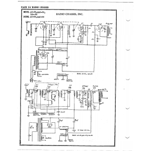 Radio Chassis, Inc. QAC-36