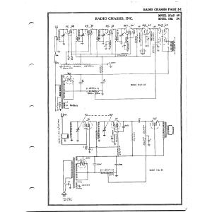 Radio Chassis, Inc. SMA 24