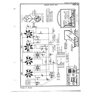 Radio Kits, Inc. B4