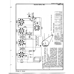 Radio Kits, Inc. S5C