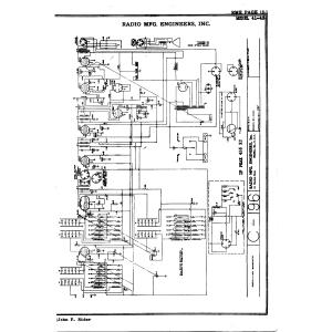 Radio Mfg. Engineers, Inc. 41-43