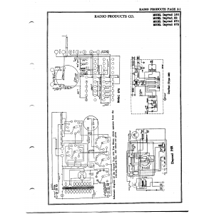 Radio Products Corp. 180
