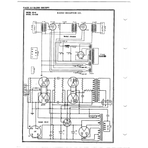 Radio Receptor Co. RR-6