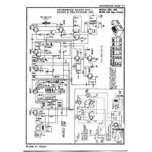 Radio & Television, Inc. 300 Amp.-Phono