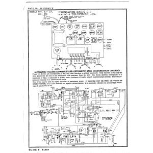 Radio & Television, Inc. 400 1/2