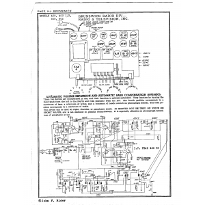 Radio & Television, Inc. 500