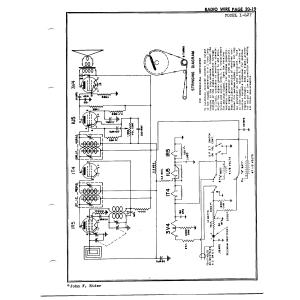 Radio Wire Television 1-427