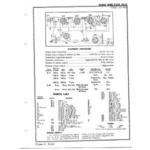 Radio Wire Television 1E-629