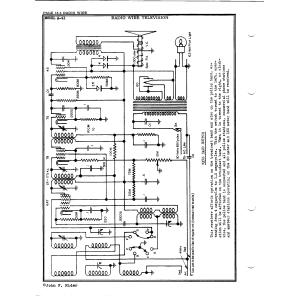 Radio Wire Television A-41