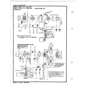 Radolek Co. 3-Watt