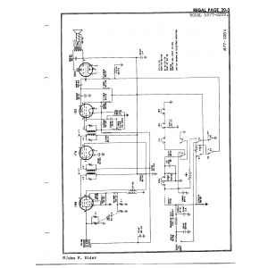 Regal Electronics Corp. 1877-220V