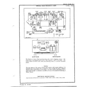 Regal Electronics Corp. 7251