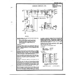 Remler Company, Ltd. 10_3