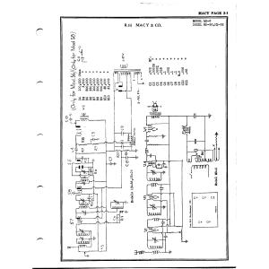 R.H. Macy & Co. MB-58