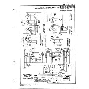 R.K. Radio Laboratories, Inc. 521