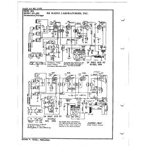 R.K. Radio Laboratories, Inc. 534