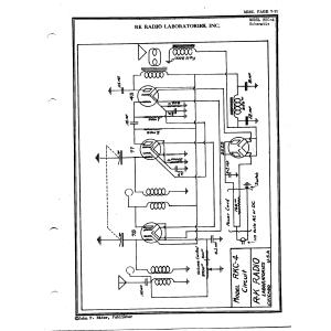 R.K. Radio Laboratories, Inc. RKC-4
