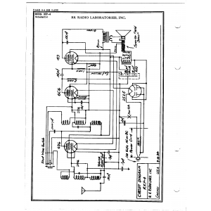 R.K. Radio Laboratories, Inc. RKP-4