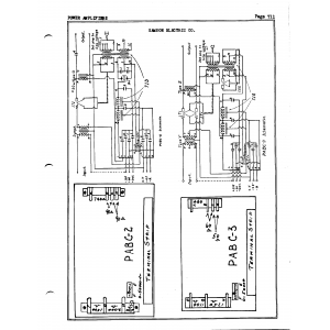 Samson Electric Co. PABC-3
