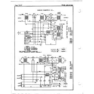 Samson Electric Co. Pam-16N