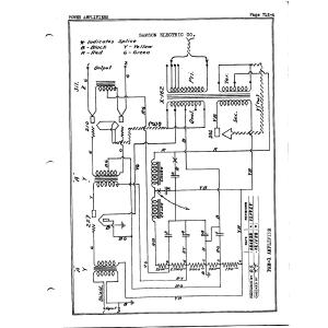 Samson Electric Co. Pam-1