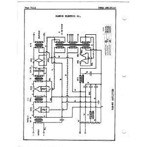 Samson Electric Co. Pam-22