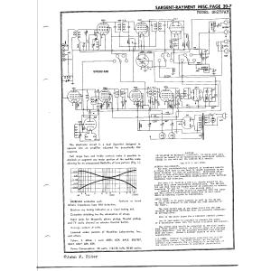 Sargent-Rayment SR28FAM