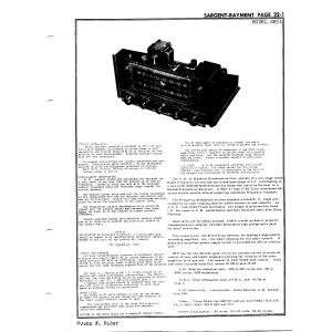 Sargent-Rayment SR51