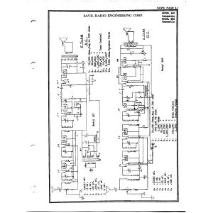Savil Radio Engineering Corp. 589