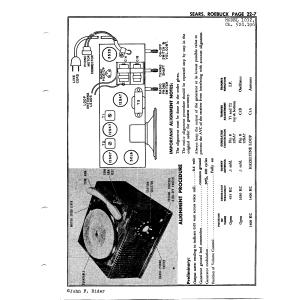 Sears Roebuck & Co. 1032