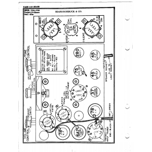 Sears Roebuck & Co. 1709