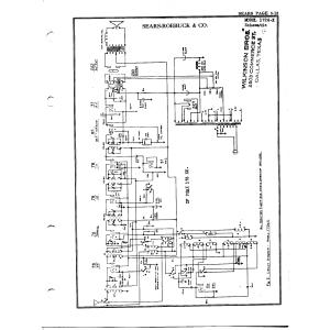 Sears Roebuck & Co. 1726-X