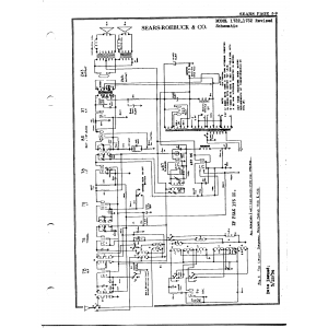Sears Roebuck & Co. 1732 Revised