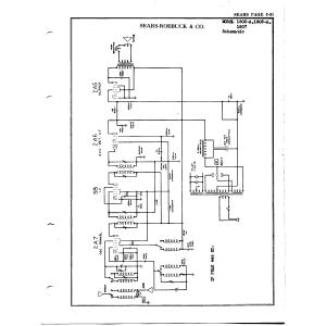 Sears Roebuck & Co. 1803-A