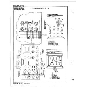Sears Roebuck & Co. 1822